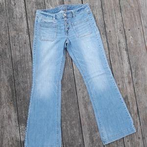 American Eagle Vintage Flare Jeans 12 R